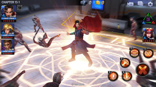 MARVEL Future Fight (MOD) for Xiaomi Redmi 4A