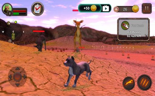 Pitbull Dog Simulator