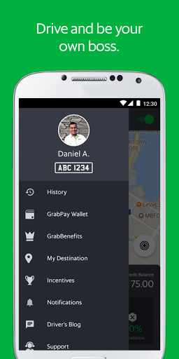 Download Grab Driver (MOD) APK for Android