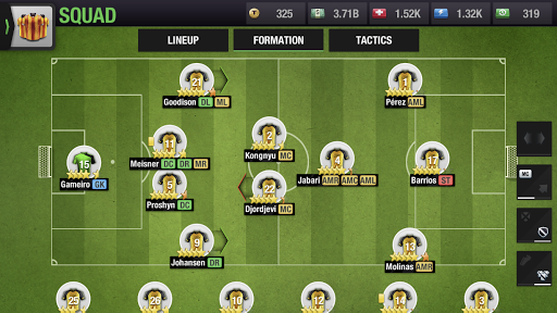 download top eleven 2019 mod apk android 1