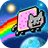 icon Nyan Cat: Lost In Space 10.1.6