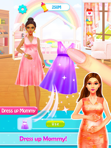 Baby Games: Pregnant Mom Care Game for Girls