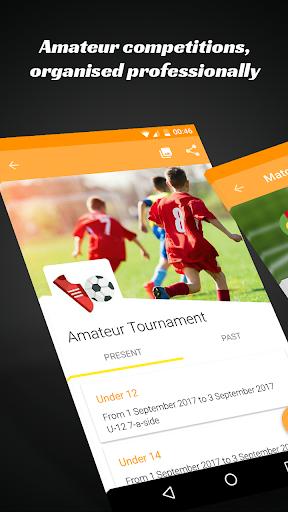 FootballTracker + Tournaments