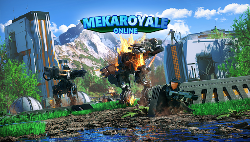 MekaRoyale Online