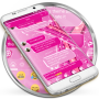 icon Messages Sparkling Pink