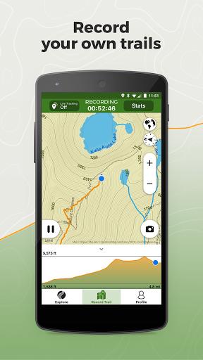Wikiloc outdoor navigation GPS