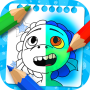 icon luca coloring
