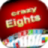 icon Crazy Eights 3D 2.4.3