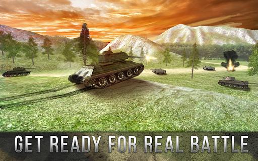 Tank Battle 3D: World War II