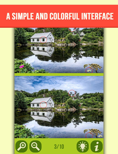 Find Difference: Landscapes 2