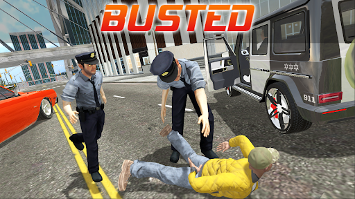 Auto Theft Simulator Grand City