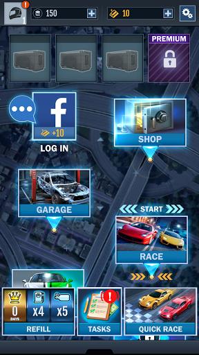 Instant Drag Racing