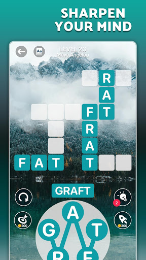 Word Quote - Crossword puzzle game