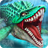 icon Jurassic Dino Water World 9.25