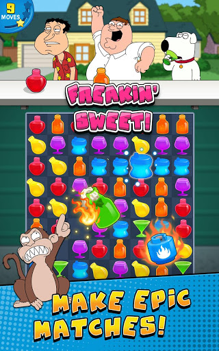 family guy freakin mobile game mod apk 1.3 14