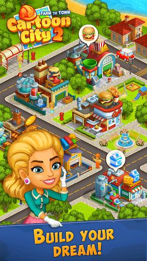 Cartoon City 2: Farm to Town