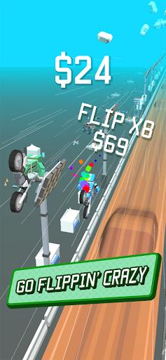 Stick Crazy Moto Racing : Super Bike Stunts 3D