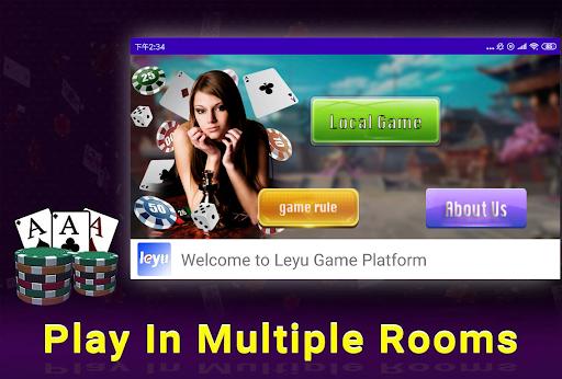 Leyu Poker