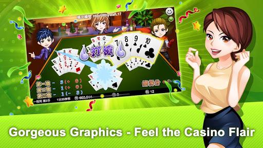 Thirteen Gods come to 13 (Chinese Poker)
