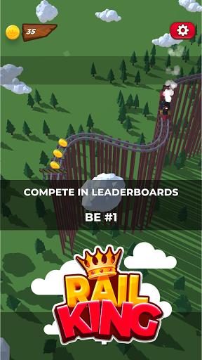 Rail King: Train Game