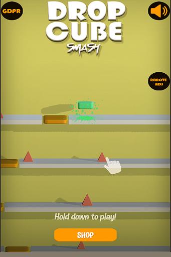 Drop Cube Smash