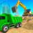 icon Heavy Excavator Crane 3.0