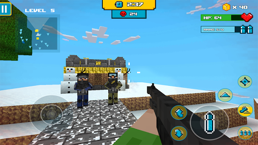 Download Skyblock Island Survival Games (MOD) APK for Android