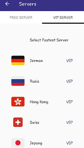 VPN Fast and Free Simontok