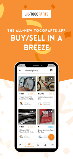 Togoparts - Cycling Events & Marketplace