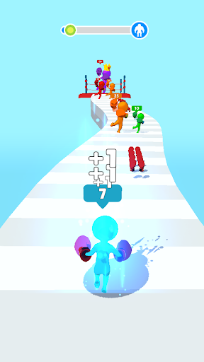 Level Up Runner