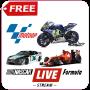 icon Live Racing Streams