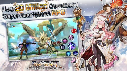 Download Online RPG AVABEL [Action] (MOD) APK for Android