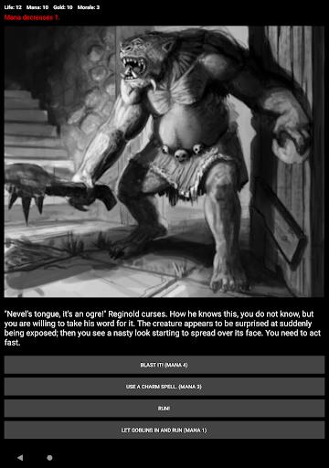 Medieval Fantasy RPG (Choices Game)