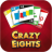 icon Crazy Eights 3D 2.8.3
