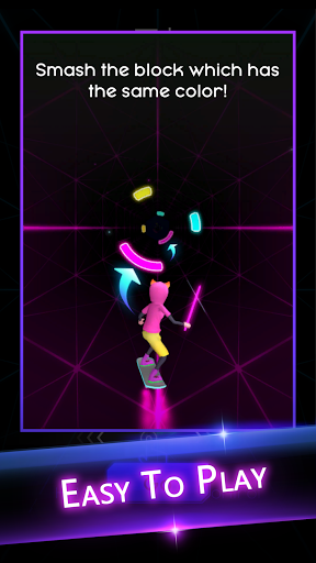 Cyber Surfer: >Free Game > the Rhythm Knight