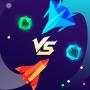 icon Space Flight Battle