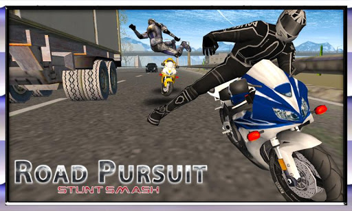 Road Pursuit Stunt Rash