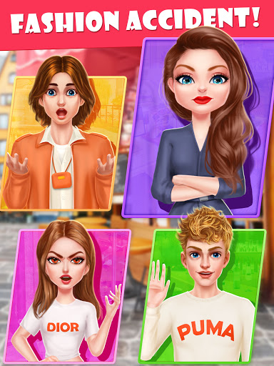 Merge Makeover: Makeup Games for Girls Kids