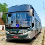 icon City Coach Bus Driving 3D