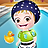 icon Baby Hazel Swimming Time 12.0.0