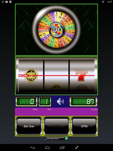 Lucky Wheel Slot Machine