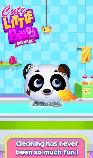 Little Panda Daycare Game