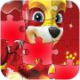 icon Paw ryder and the rescue pups : jigsaw puzzle