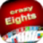 icon Crazy Eights 3D 2.4.4