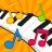 icon Kids Piano Melodies 3.8