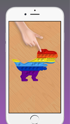Fidget Trading! Pop it fidget toy 3d ASMR