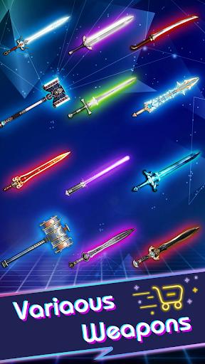 Beat Force - Blade & Saber Music Game