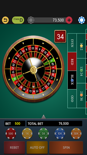 World Roulette King