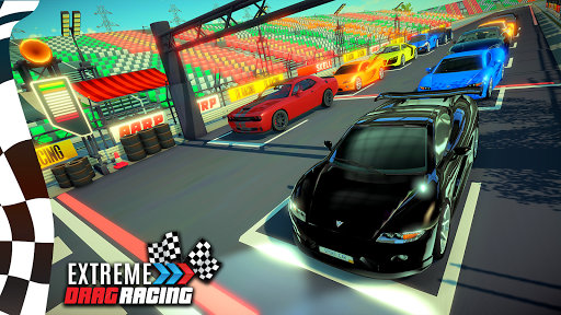 Real Street Car Racing Crazy for Speed