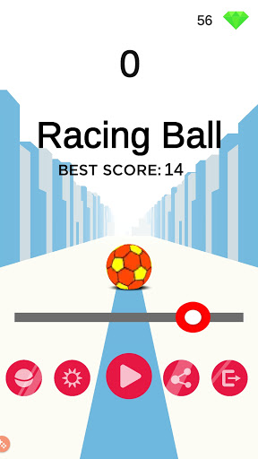 Speed Ball Catch Up - Catch Up The Racing Ball